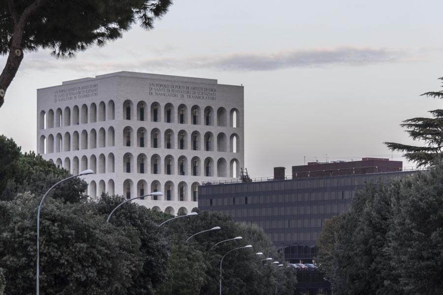 Sguardo Urbano - EUR 42