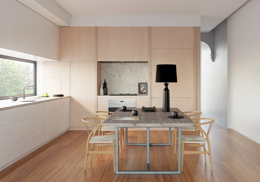 ArchViz 3D - Cucina