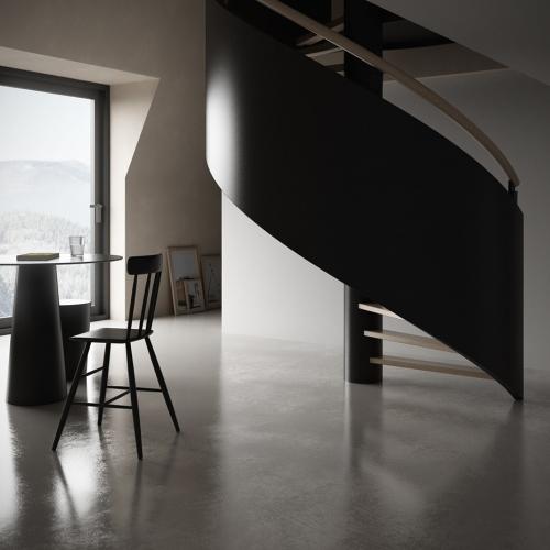 Archviz 3d - Interni - Living
