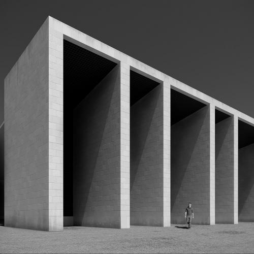Archviz 3d - Padiglione del Portogallo a Lisbona