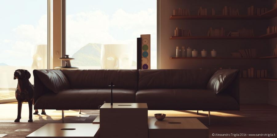 Lugano apartment