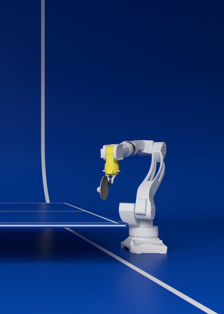 PingPong Robots