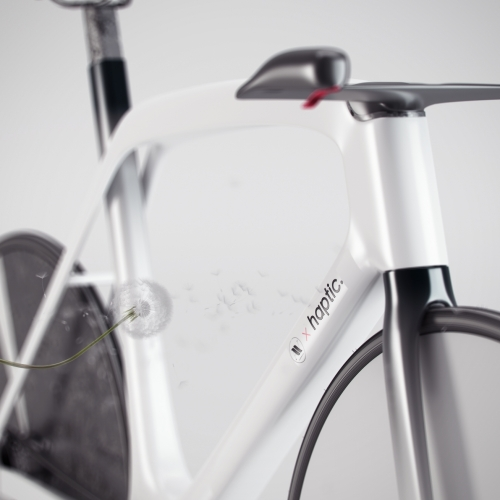 E-bike aVisualizatio X Haptic.