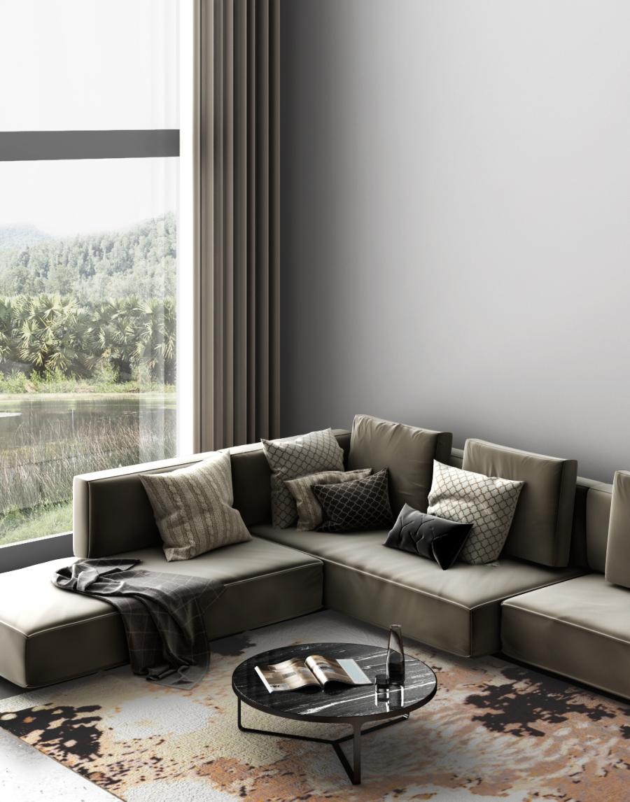 3D RENDERING_INTERIOR DESIGN_living room