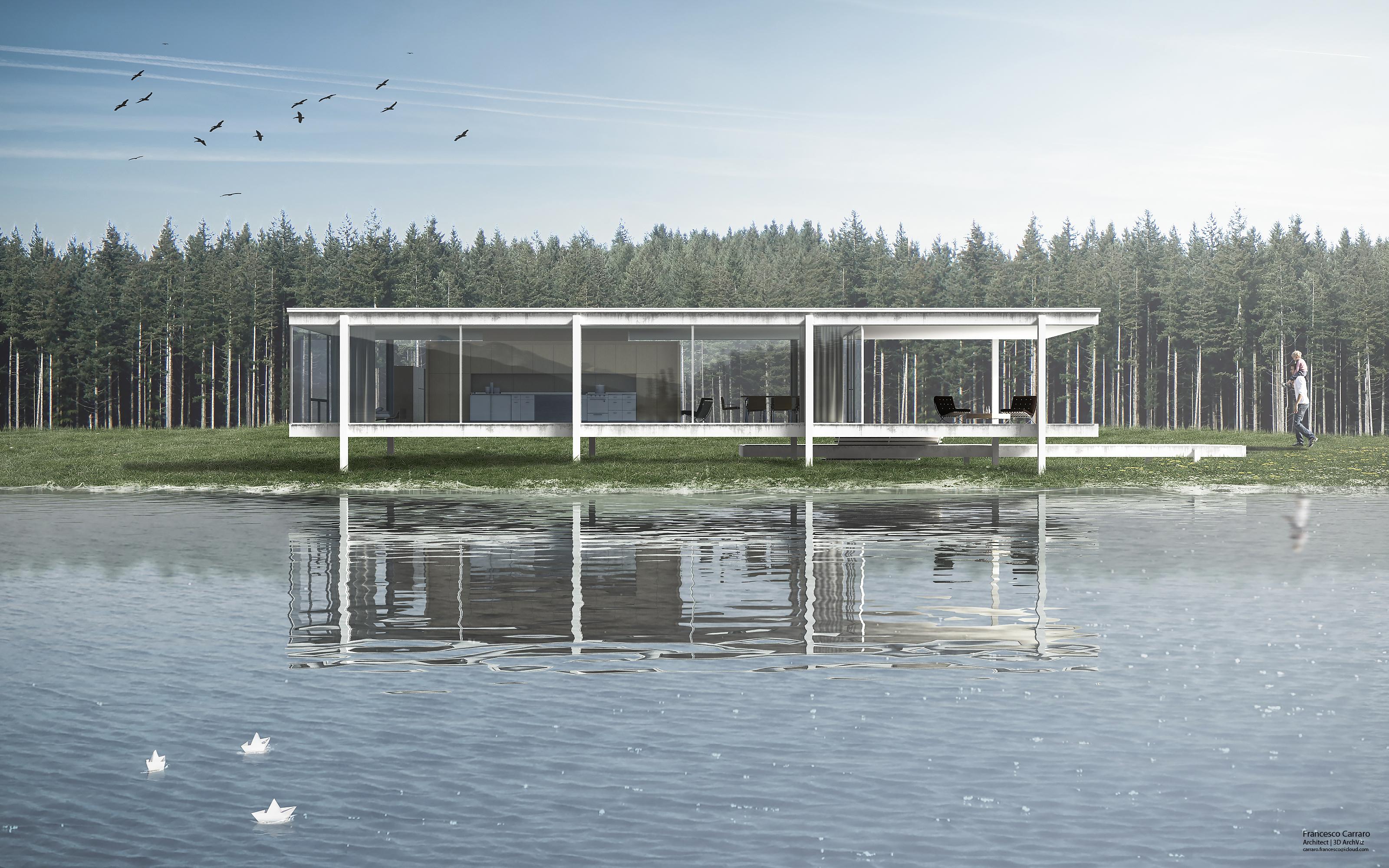 Suggestion Farnsworth House