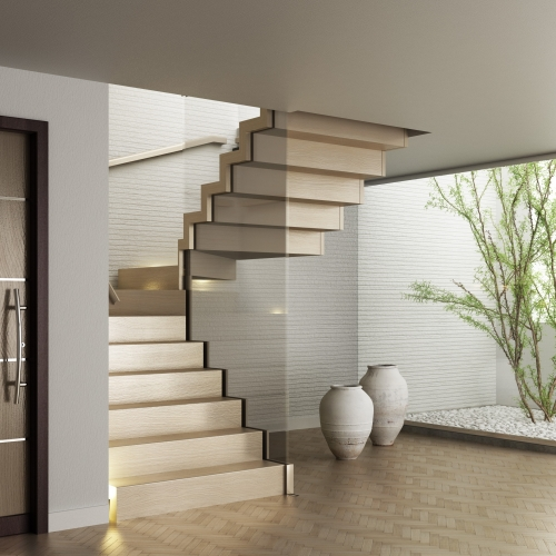 Lousanna Stairs