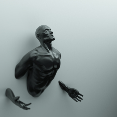 Metamorphosis (sculpture by Fabio Novembre)