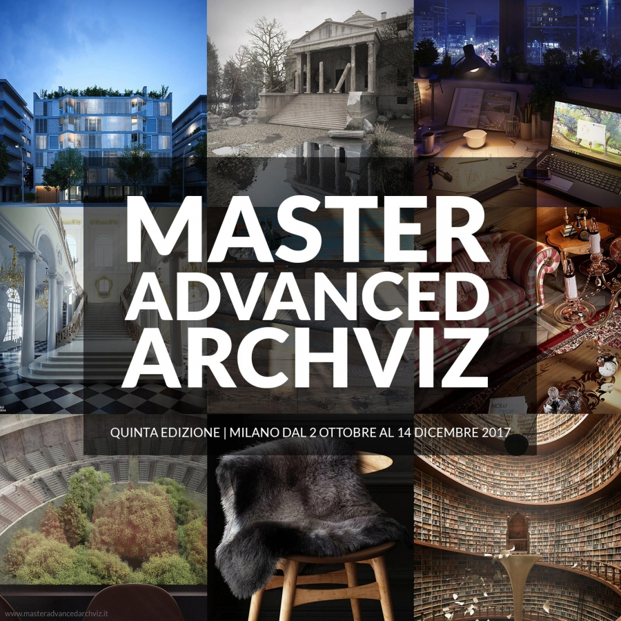 Master Advanced Archviz 2017