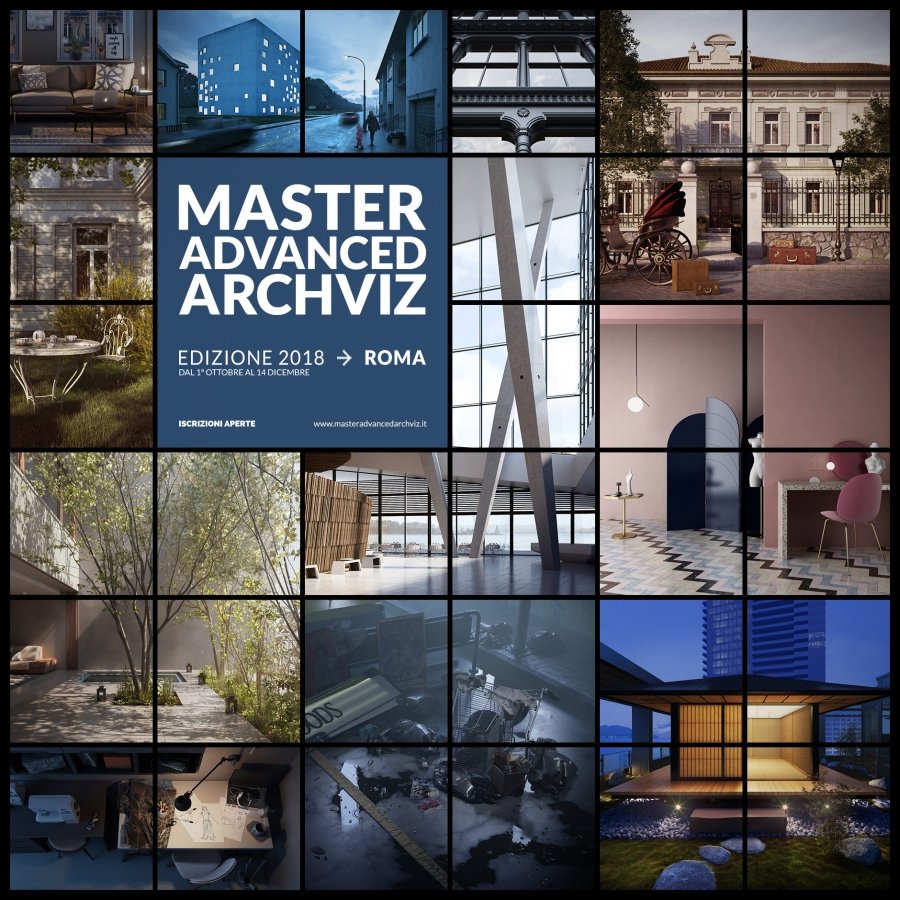 Master Advanced Archviz 2018