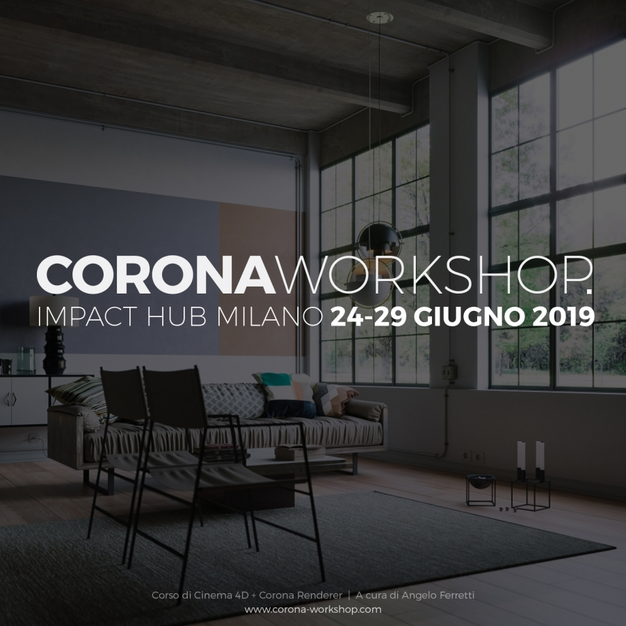 CORONA WORKSHOP