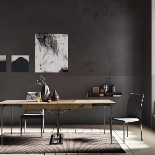 Grey Wall interior