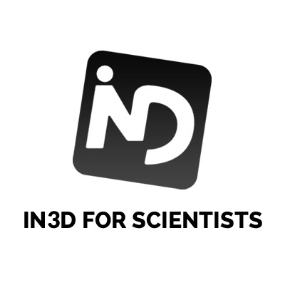 IN3D for Scientists