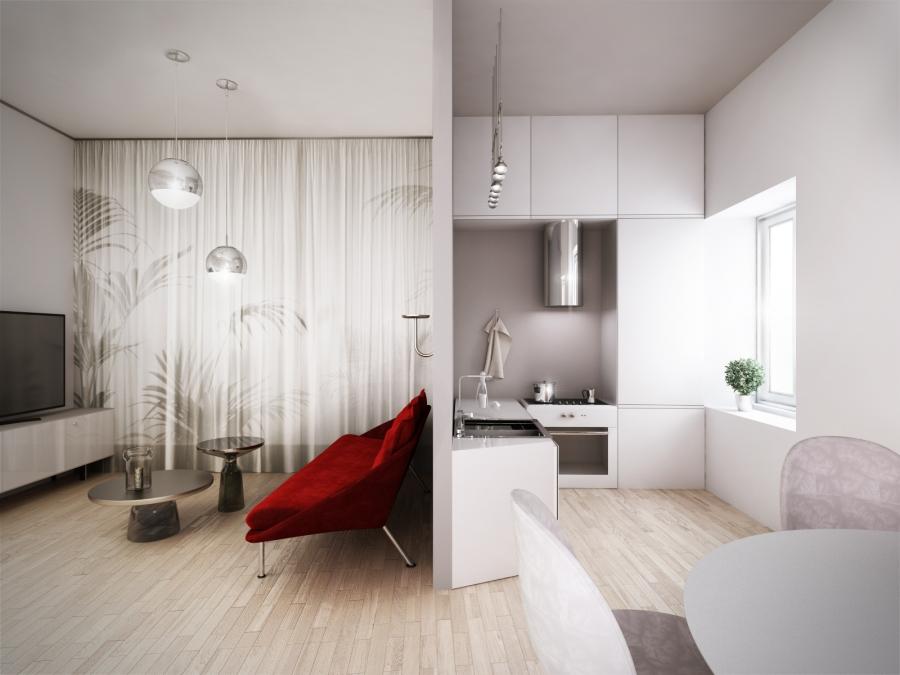 E A S Y. life. Apartment_Mono02
