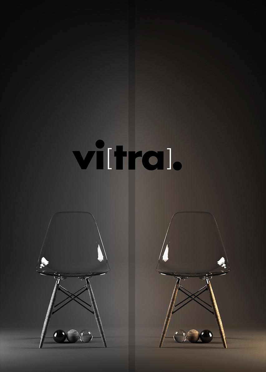 Advertisement .VITRA.