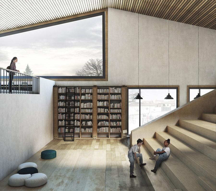 [Competition] New school in San Benedetto dei Marsi | Vosa - Napolano Architetti