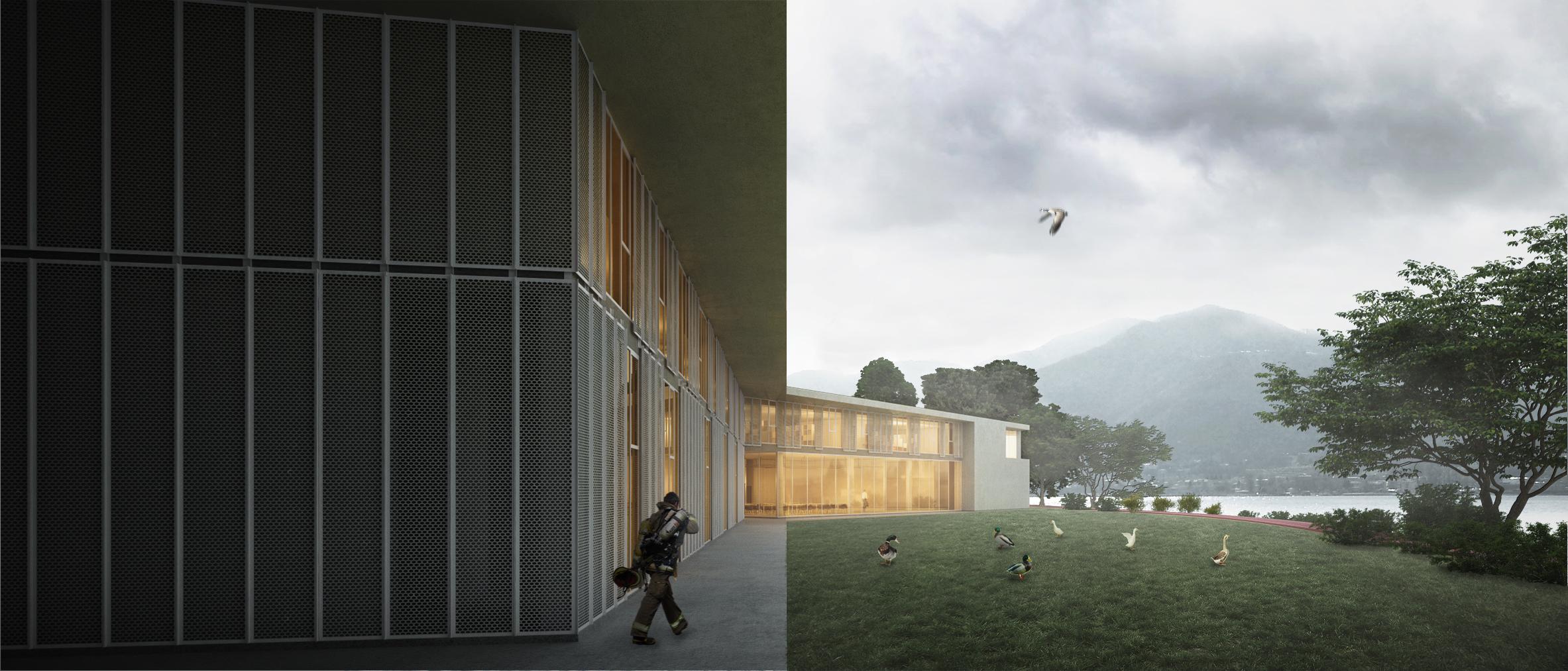 Studio La Sala Milano ap | architectural portraits