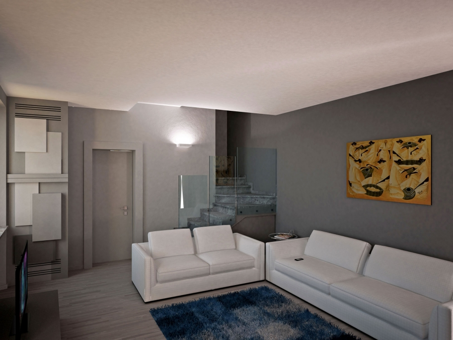 CDZ house - render