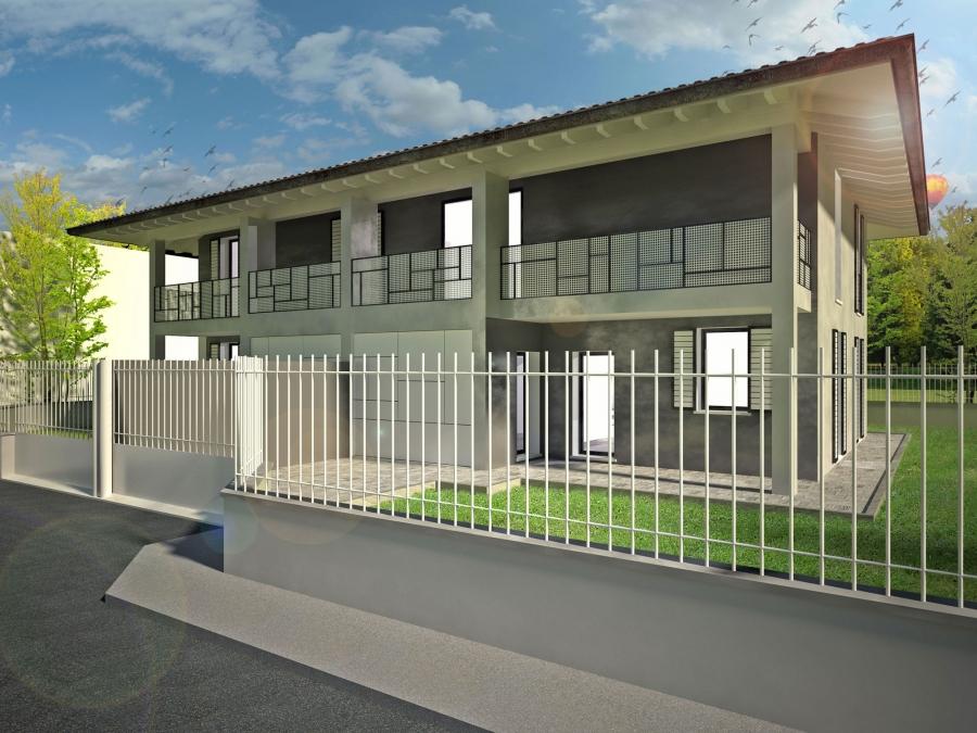 trz house - render