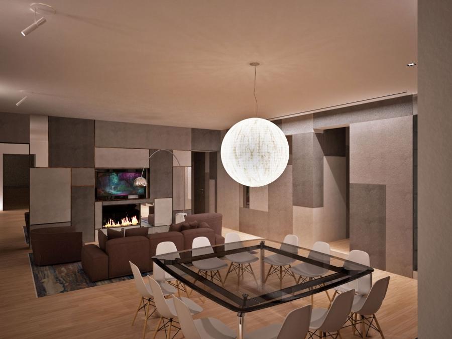 psp house - render
