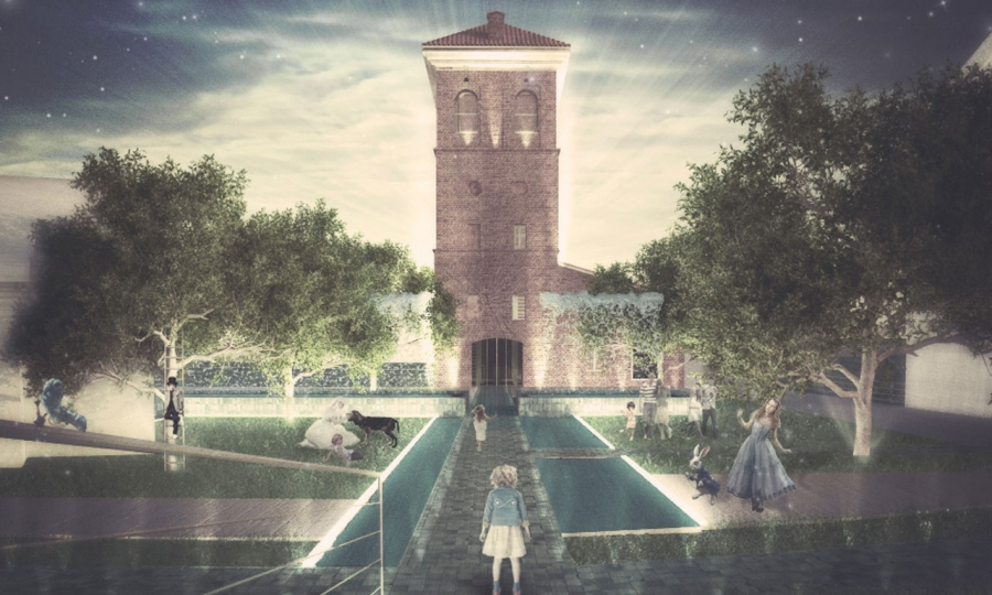 Torre-Museo delle Acque - THESIS PROJECT