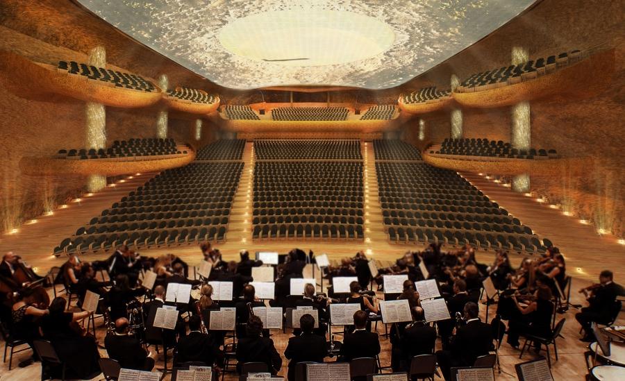 theatre & concert hall
