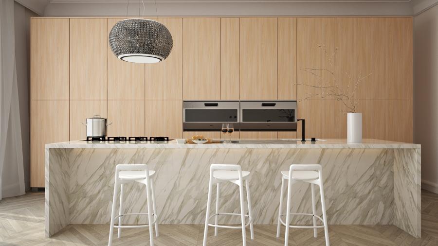 Poliform&Elica kitchen