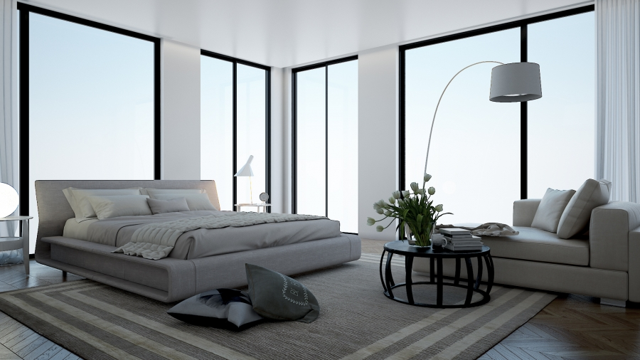 Molteni Bedroom