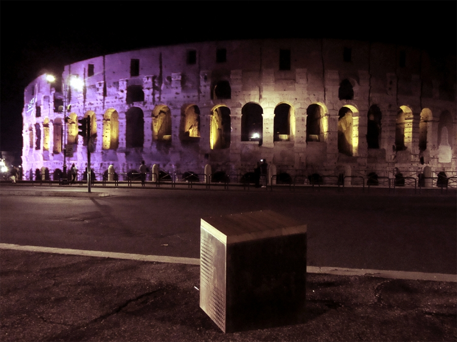 Silence Box in Roma, October 2019