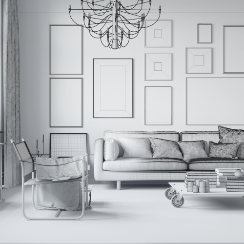 Scandinavian Interior I