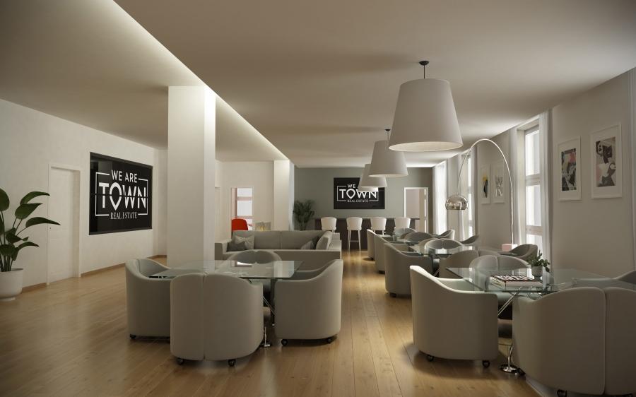 Interior design Ufficio Milano
