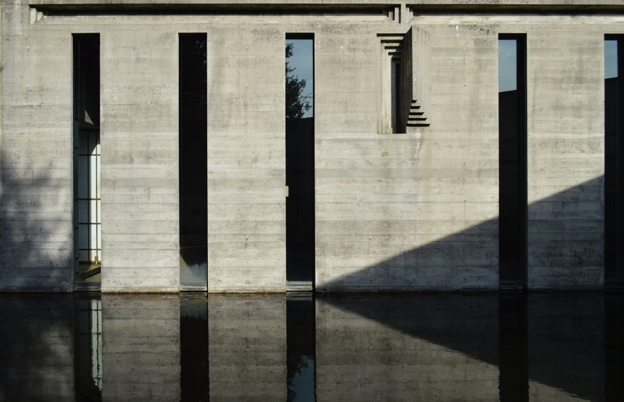 photography | architectural glimpse | Tomba Brion