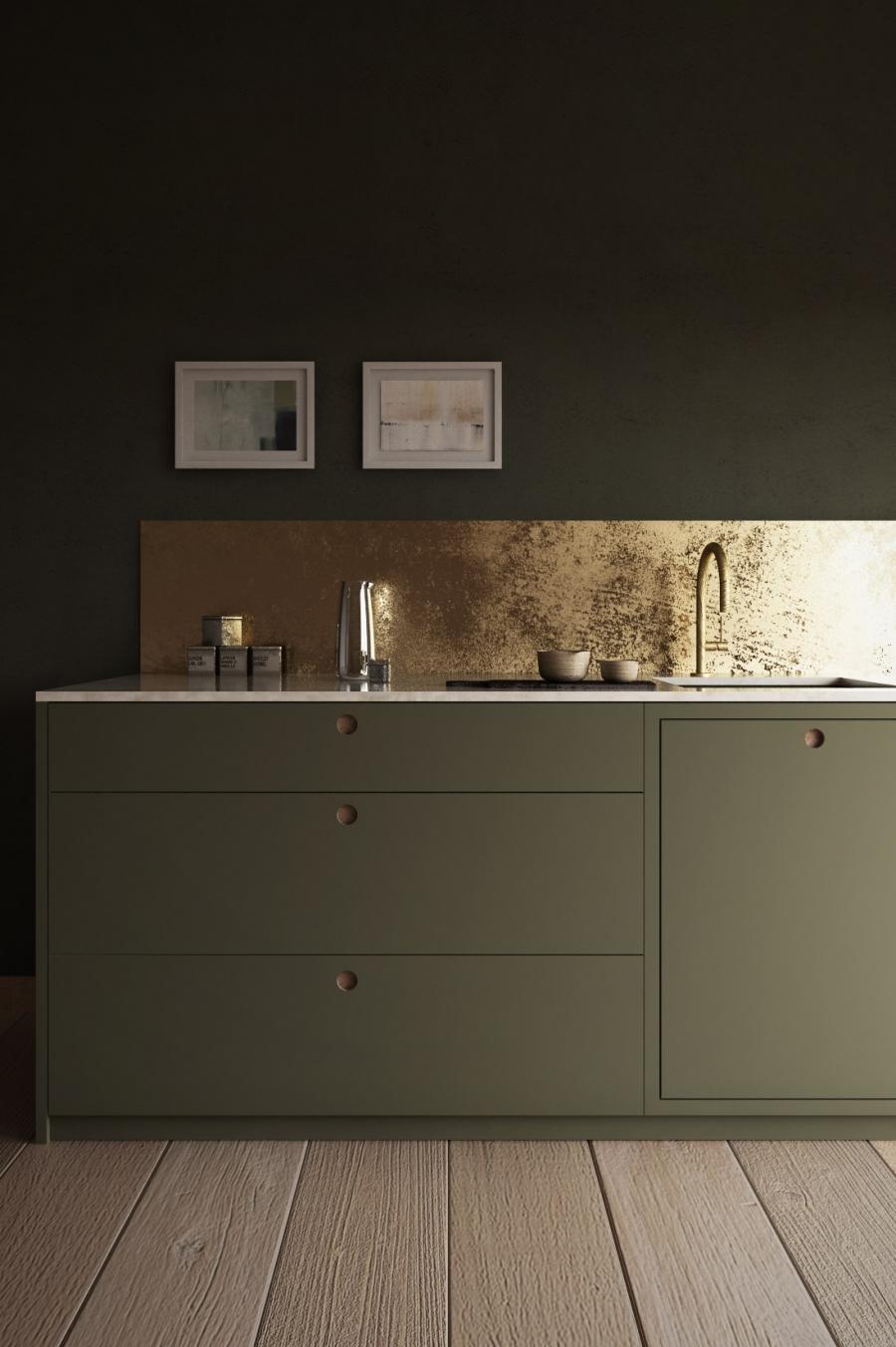 archviz 3D   interior design   kitchen