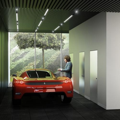Krause Architects - Garage