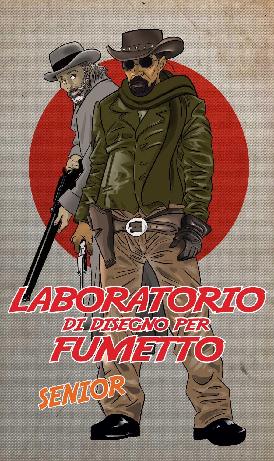 LABORATORIO DI DISEGNO PER FUMETTO - Senior
