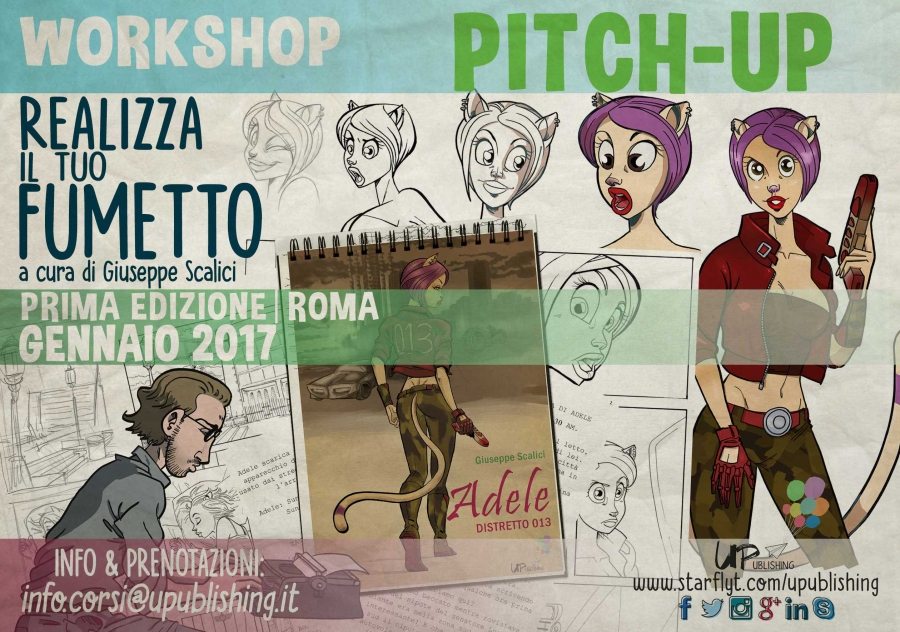 WORKSHOP  PITCH-UP