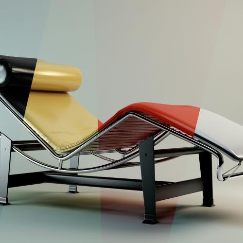 lc4 - Le Corbusier, Pierre Jeanneret, Charlotte Perriand